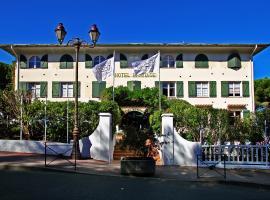 Hotel Ermitage, hotel in Saint-Tropez