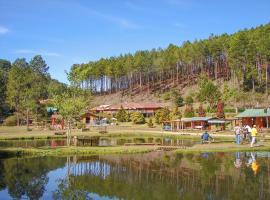 Pousada Pesca na Montanha, hotel perto de Pedra do Bauzinho, São Bento do Sapucaí