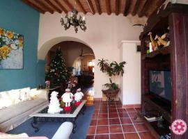 Hostal Doña Carlota Hotel, hotel en Cuatrociénegas de Carranza