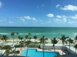 Ocean Front Units at Casablanca, apartment in Miami Beach