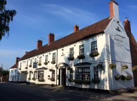The Angel Inn (Blyth), hotel near Blyth Services A1, Blyth
