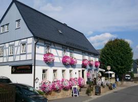 Gasthof zur Hoffnung, Hotel in der Nähe von: Trixi Park, Hinterhermsdorf