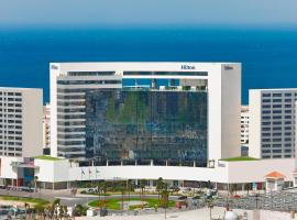 Hilton Tanger City Center Hotel & Residences، فندق في طنجة