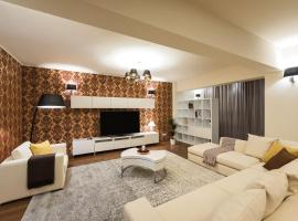 Penthouse Orhideea, apartment in Bucharest