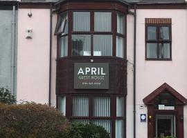 April Guesthouse, hotel near Stadium of Light, Sunderland