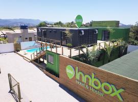 Innbox - Praia do Rosa, homestay in Praia do Rosa