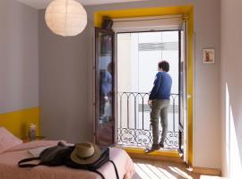 Sungate ONE, hotel barat a Madrid
