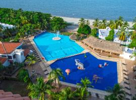 GHL Relax Hotel Costa Azul, отель в городе Санта-Марта