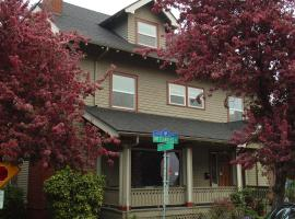 Portland International Guesthouse, accommodation in Portland