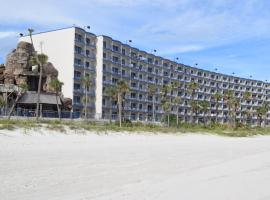 Days Inn by Wyndham Panama City Beach/Ocean Front, motel in Panama City Beach
