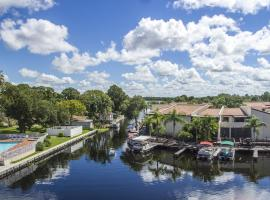 Vista Inn Lake Tarpon, hotel near Clearwater Marine Company, Palm Harbor