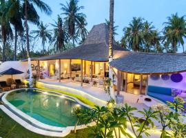 De'Coco Villa and Suites, hotel in Gili Air