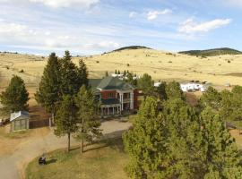 Cripple Creek Hospitality House & Travel Park, hotel in Cripple Creek