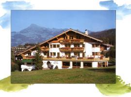 Hotel Willms am Gaisberg, hotel in Kirchberg in Tirol