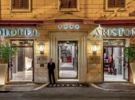Hotel Ariston, hotel en Esquilino, Roma