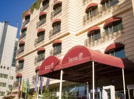 فندق جوبيتر إنترناشيونال- بولي، فندق في أديس أبابا