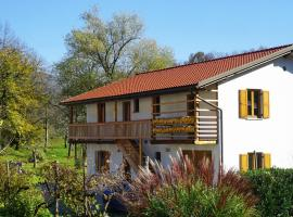 ecoHouse FURLAN - Apartment PINJA, hotel in Kobarid