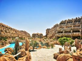 Caves Beach Resort Adults Only, Hotel in Hurghada