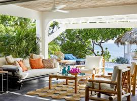 Calabash Bay, villa in Treasure Beach