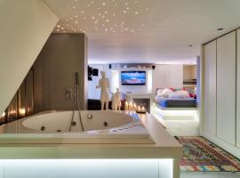 Luxury eden, camera con cucina a Catania