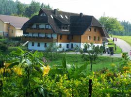 Ferienbauernhof-Holops, farm stay in Sankt Georgen im Schwarzwald