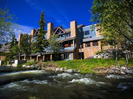 River Mountain Lodge by Breckenridge Hospitality, hotel with jacuzzis in Breckenridge