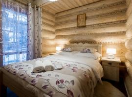 Sykowno chata – hotel w pobliżu miejsca Wyciąg narciarski Kaimówka w Szczyrku