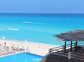Best Beach Apartments - Cancun Plaza, apartment in Cancún