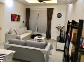 Chymes Gurney, accessible hotel in Kuala Lumpur