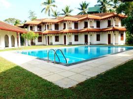 Hasara Resort, hotel in Bentota