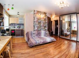 NSK-Kvartirka, Apartment Bluchera 3, hotel with jacuzzis in Novosibirsk
