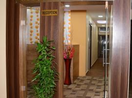 Hotel City Comfort, inn in Madgaon