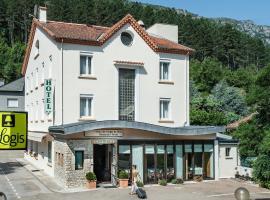 Hotel Des Gorges Du Tarn, hotel in Florac Trois Riviere