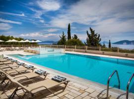 Almyra Hotel, ξενοδοχείο στο Φισκάρδο
