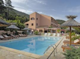 Hotel Stella Marina, hotel in Serriera