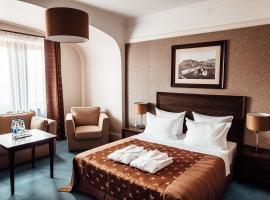 Chaika Hotel、カリーニングラードのホテル