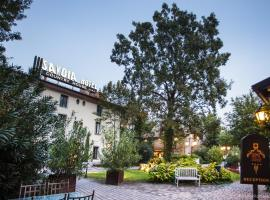 Savoia Hotel Country House Bologna, отель в Болонье