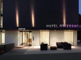 Hotel Otterbach, hotel near Train Station Ludwigsburg, Bietigheim-Bissingen