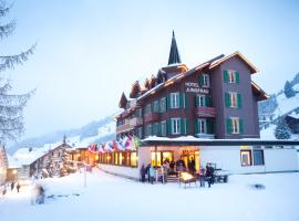 Hotel Jungfrau Mürren, hotel in Mürren