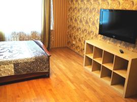 Apartments on Nadsonovskaya 24, family hotel in Pushkino