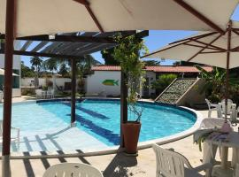 Portoparadise - Mandakaru Residence 10, hotel with jacuzzis in Porto De Galinhas