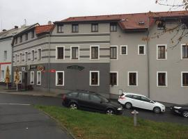 Penzion V Zatáčce, penzion v Plzni