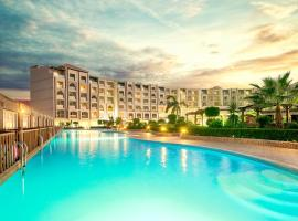 Hawaii Caesar Palace Aqua Park - Families and Couples Only, Hotel in Hurghada