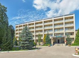 Sanatoriy Yantar, family hotel in Svetlogorsk