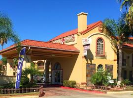 Dynasty Suites Hotel, hotel in Riverside