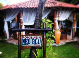 Pousada Nel Blu, beach hotel in Itaparica Town