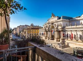 Hotel Giolli Nazionale, hotel in Rome City Center, Rome