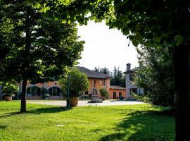 Relais Cascina Scottina, hotel in Cadeo
