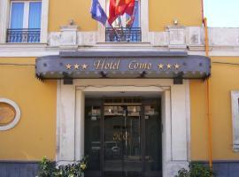 Hotel Como, hotel in Syracuse