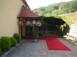 Zielone Wzgórze, hotel in Wałbrzych